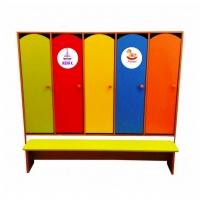 Наклейки на кабинки в детский сад